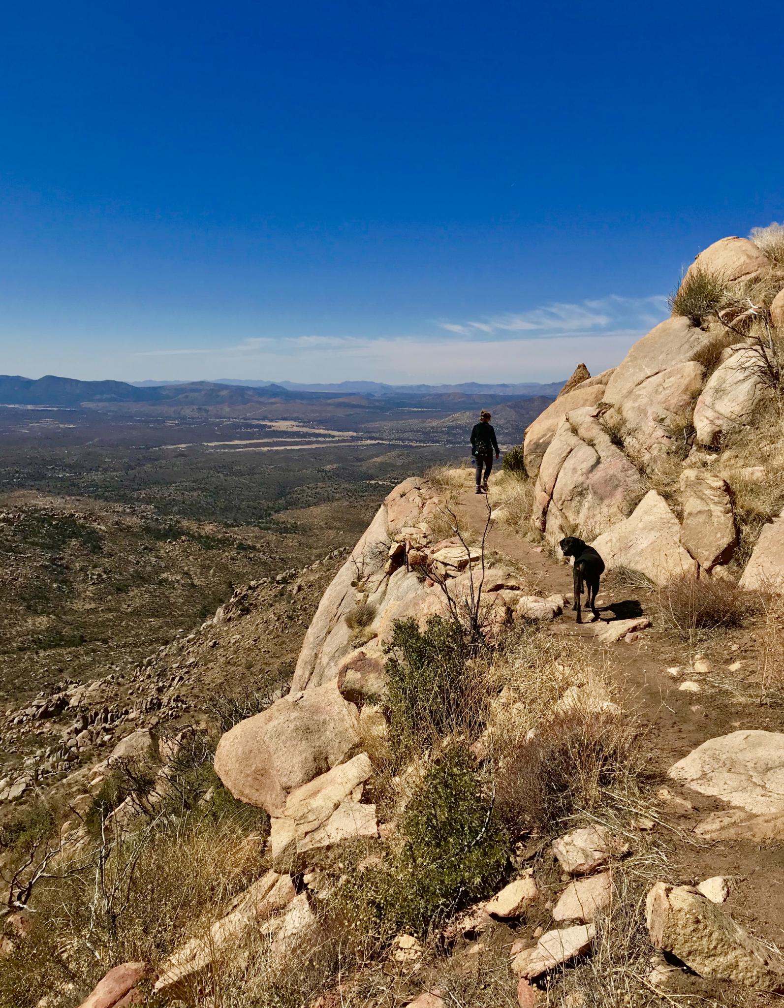 Boulder Mountain, Prescott, Arizona