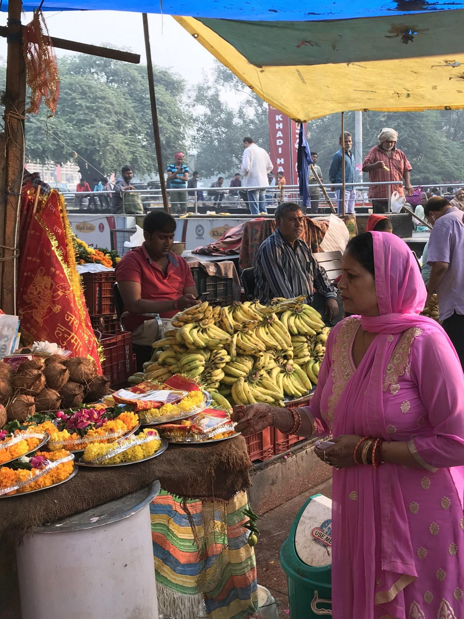 Temple, New Delhi, India