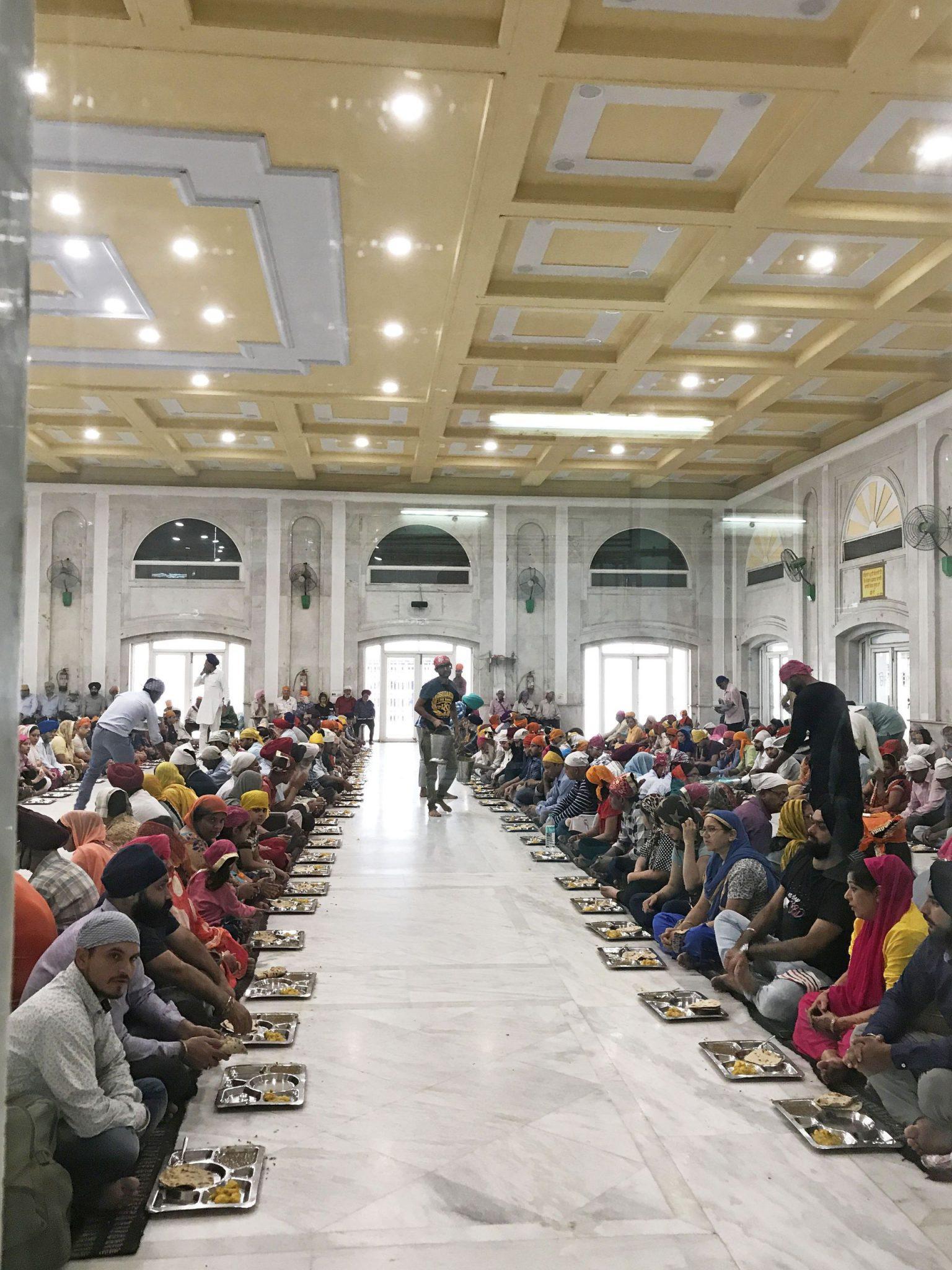Sikh Temple New Delhi India