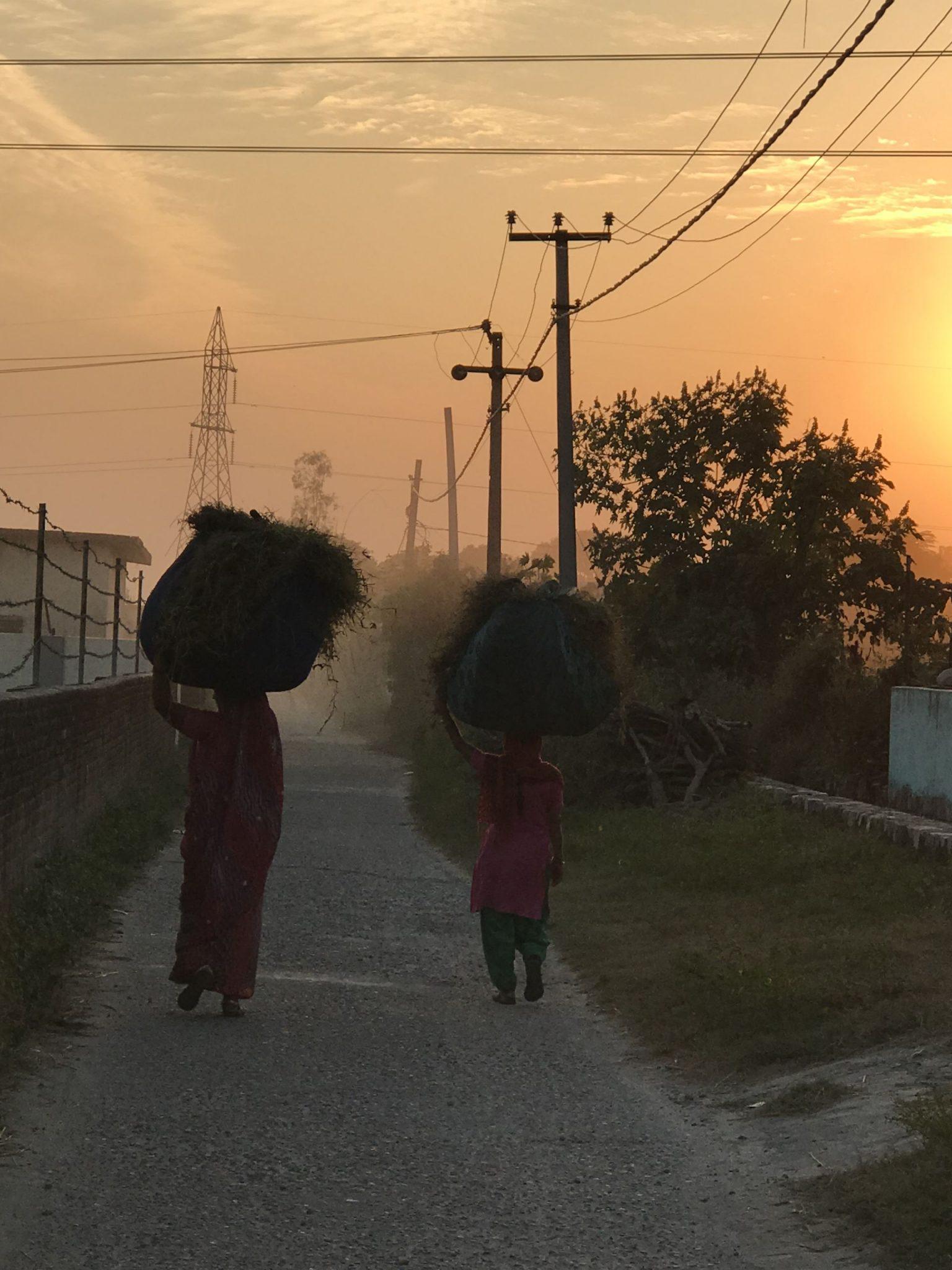 India Village near Haridwar