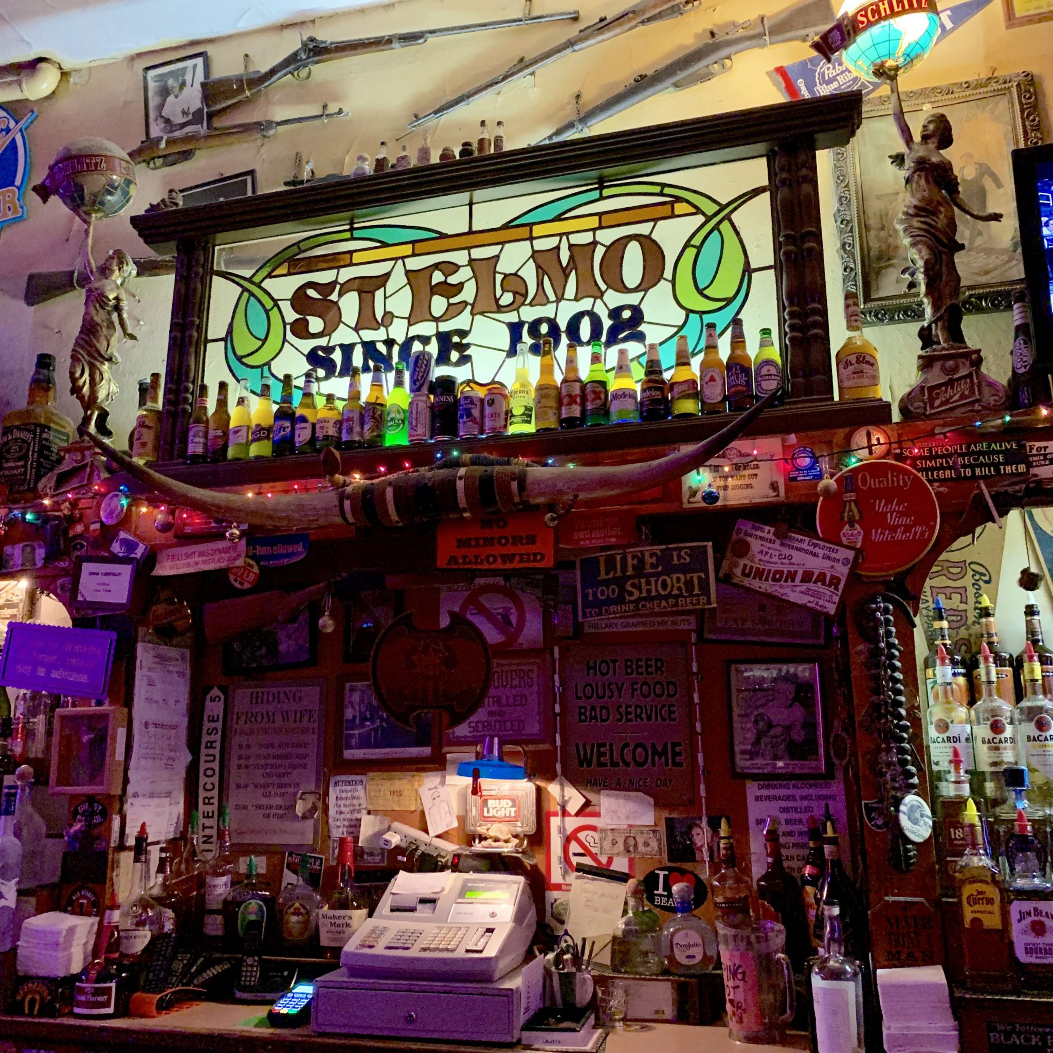 St. Elmo's Bisbee