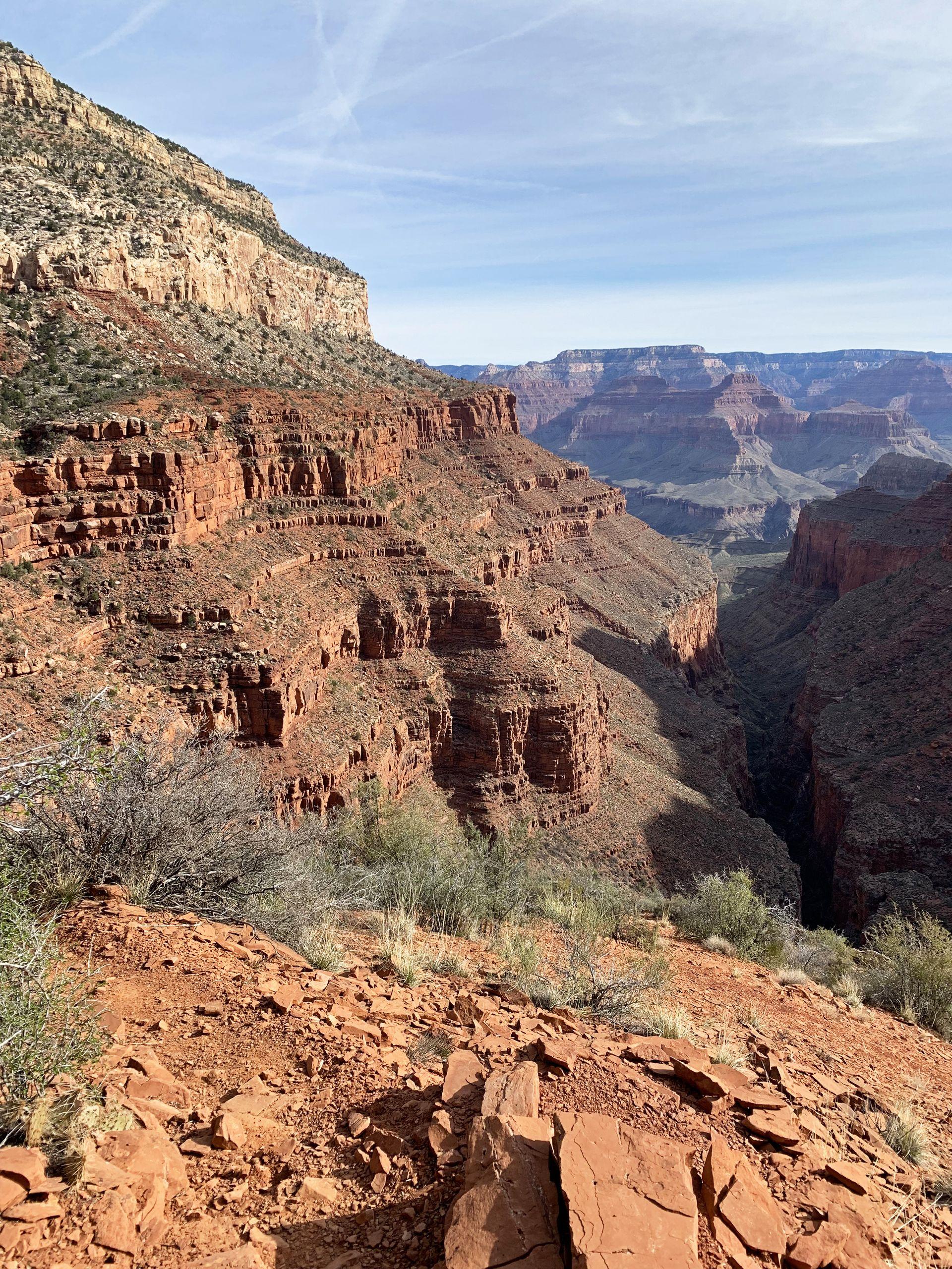 Boucher Trail Grand Canyon